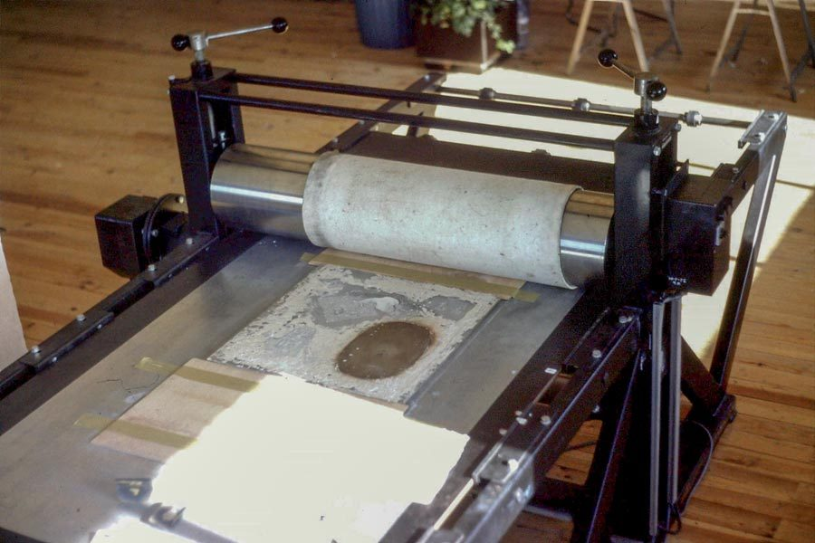 LEBADANG, press, Mougins workshop.